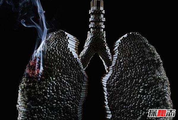 世界各国吸烟率排名,基里巴斯患烟草流行病(2/3烟民)