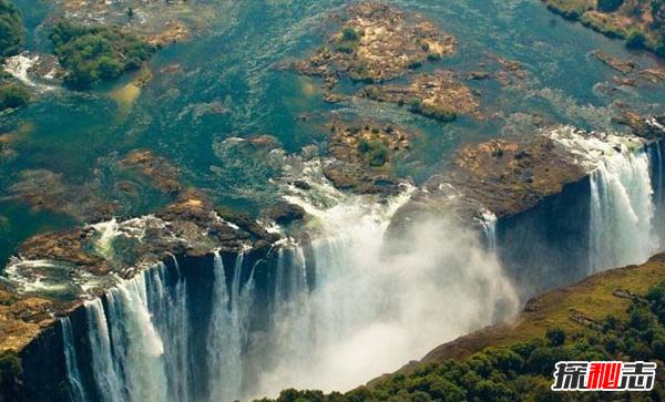世界上最美的十大瀑布,去过的保证你一生难忘(附图)