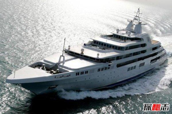 世界十大最贵私人游艇,迪拜-4亿美元