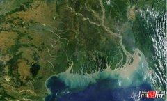 世界十大河流三角州:第5大米出口多,中国上榜1处