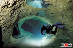 世界最长水下洞穴:萨克阿克顿洞穴长347千米(可能延长)