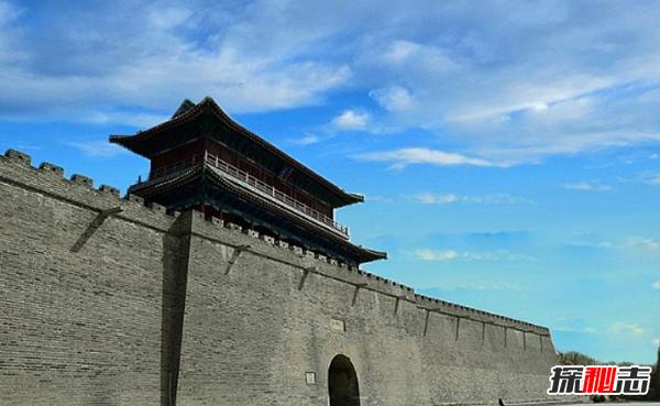 盘点世界十大著名城墙,第七大城墙以不可逾越而闻名