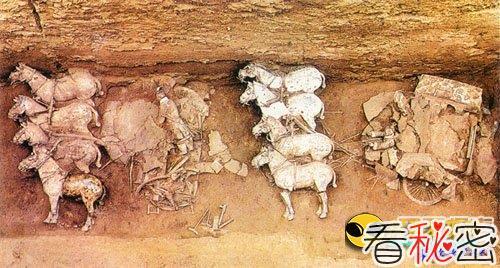 秦始皇陵40年不开挖内幕 令国人震惊