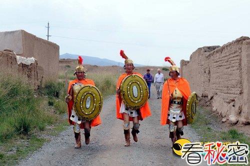 古罗马军团在大汉离奇消失竟是它作怪