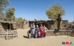 中国最诡异的民族 居住于大漠深处的寂寞民族(起源成迷)