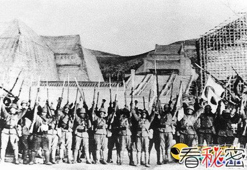 1937年南京保卫战中整团为何离奇失踪?