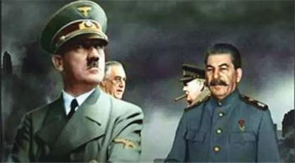 二战中希特勒和斯大林谁军事能力更强