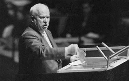 苏联时期赫鲁晓夫与中国的关系
