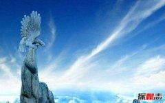 上古八大妖神 鲲鹏善于变化可以吃龙