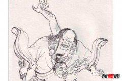 封神榜六大凶兽 马元脑后长手最为凶残另类