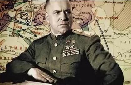 苏联第一名将朱可夫死因