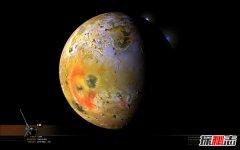 太阳系的十大怪异之处 木卫一火山爆发频繁极为活跃