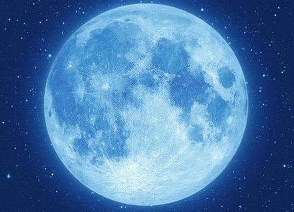 超级蓝血月是什么?超级蓝血月多少年一次