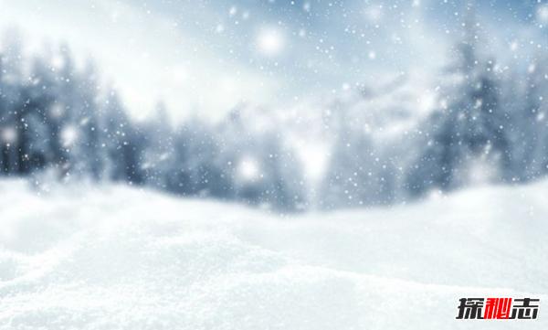 雪形成的原因是什么?下雪要具备什么条件