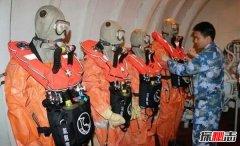 潜艇兵可怕的水下生活 空间密闭不知昼夜气味令人作呕