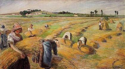 1830年7月10日:法国印象派画家卡米耶·毕沙罗诞生