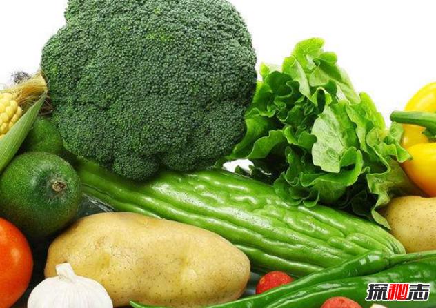 哪些蔬菜有中毒的危险?十大最危险的蔬菜(都很常见)