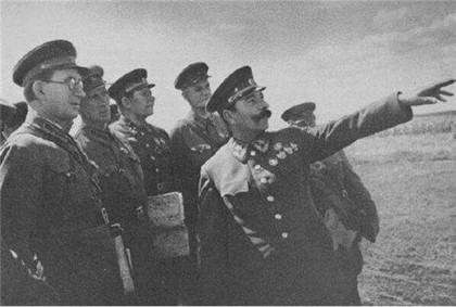 苏联著名的元帅有哪些