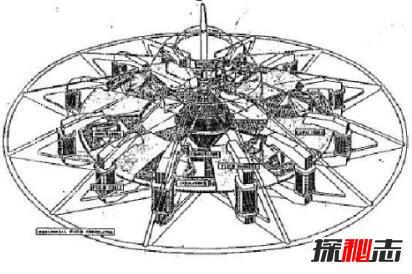 尼古拉特斯拉反重力实验,试图打造地球第一架UFO