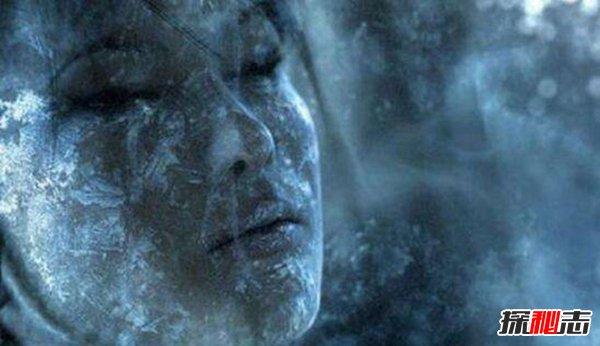 冻死的人为什么是笑脸,人冻死时为什么要扯掉自己的衣服(真相揭秘