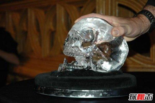 水晶头骨之谜,可以召唤出邪恶的力量
