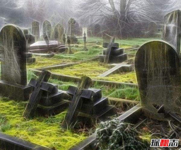 超级吓人!世界上最恐怖的十座墓地,公墓餐厅与死者共进晚餐