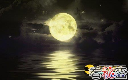 盘点:月球四大不可思议未解之谜