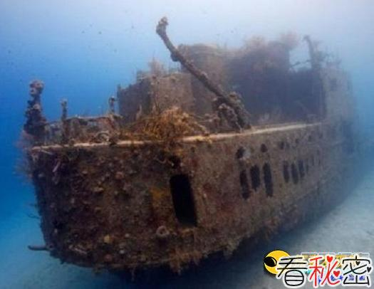 无解!世界十大最匪夷所思的海底沉船
