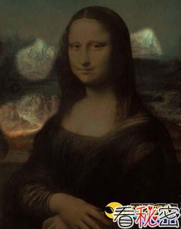 名画《蒙娜丽莎》画的是动物园么?