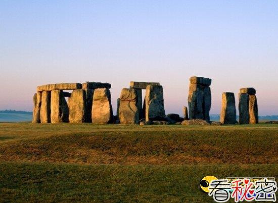 巨石阵地下惊现神秘王国 建筑结构庞大