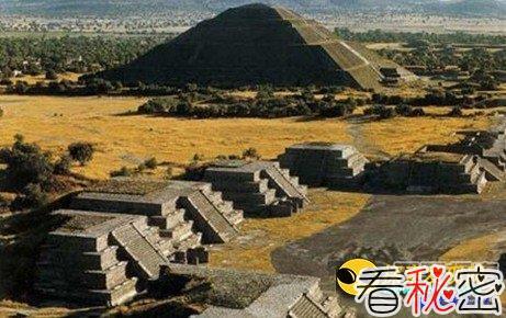 玛雅文明之谜被破解 就是外星人杰作