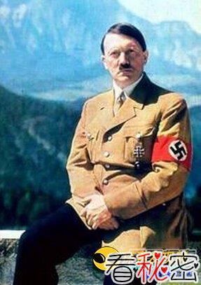 希特勒帮中国真相:日本是劣等民族!