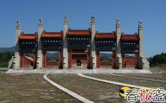 揭雍正陵墓八大惊天之谜:死后的传奇