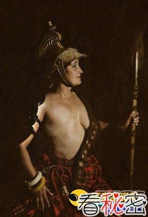 神秘亚马逊女儿国:女战士要割右乳房