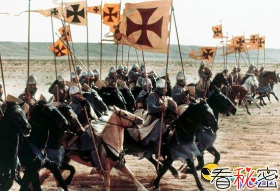 探秘:法国圣殿骑士团隐藏宝藏之谜