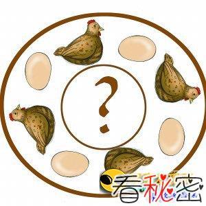 先有鸡还是先有蛋 专家:先有蛋!