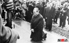 德国总统惊世一跪所为何事 德国两位下跪的总统分别是谁