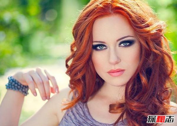 为什么老外歧视红头发?被隐瞒的十大红发惊人真相