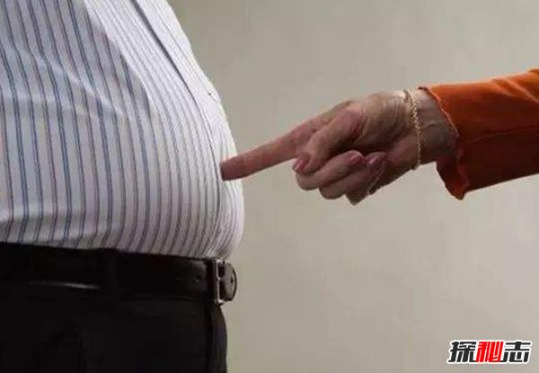 肥胖是什么原因引起的?肥胖给人带来的十大危害
