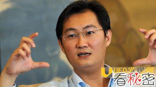 中国没人干的过马化腾:他称第二没人敢称第一