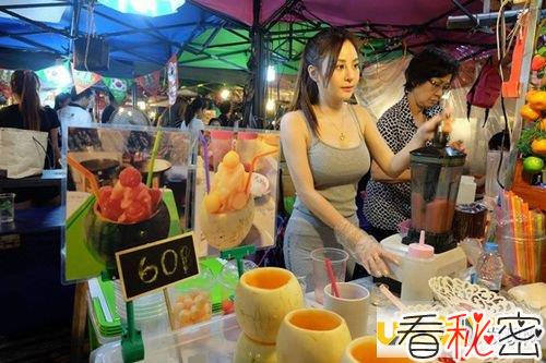 泰国果汁西施叫什么名字,是不是人妖真相